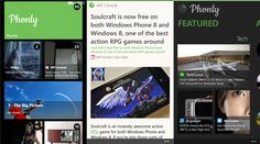 Phonly Feedly client update for Windows Phone 8 devices   An update is available Phonly Feedly feature-rich third-party client on Windows Phone 8 devices - 1.2.4.0. The new version includes the possibility to be downloaded by the entire article without having to open the browser settings to include the new layout, and bug fixes.