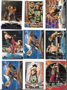 SALE! Lot - 21 Shawn Michaels WWE Wrestling Trader Cards, HBK, D-Generation X  #ShawnMichaels #WWE #WrestlingTradingCards #HBK #DGenerationX #ebay