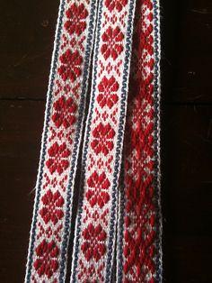 Ravelry: llunallama's Inkle Belt