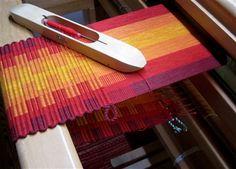 Starting weaving potholders - Media - Weaving Today