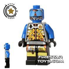 LEGO Space - UFO Droid - Blue | Space LEGO Minifigures | LEGO Minifigures | Firestartoys.com