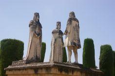 Córdoba Alcázar de los Reyes Cristianos Spain