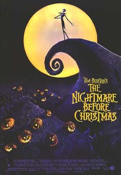 Nightmare Before Christmas movie posters at movie poster warehouse movieposter.com