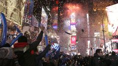 Nothing beats New York City on New Year's Eve!