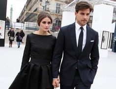 perfectly dressed couple