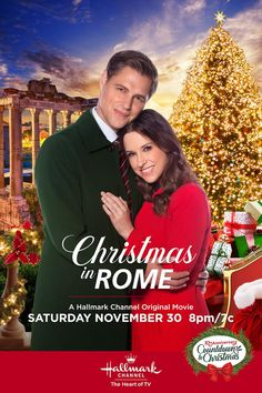 Christmas in Rome with Lacey Chabert & Sam Page movies Hallmark Channel: Holiday & Romance Movies, TV Series & Videos Christmas In Rome, Family Christmas Movies, Hallmark Christmas Movies, Hallmark Movies, Christmas 2019, Family Movies, Christmas Countdown, Romantic Christmas Movies, English Christmas