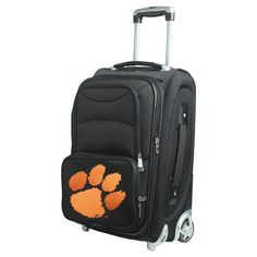 NCAA Clemson Tigers 21 Carry-On