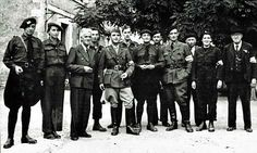 Notable members of Pearl Witherington's Marie-Wrestler Network, an effective group of French Resisters. Read about their role in #DDay here: http://www.goodreads.com/author_blog_posts/4622439-why-americans-should-read-code-name-pauline #DDay70