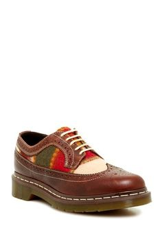 3989 Wingtip Oxford by Dr. Martens on @HauteLook