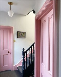 Stunning Stair Runners That Will Elevate Your Space Or Ground It If Necessary Staircase Runner, Modern Staircase, Staircase Design, Stair Runners, Modern Hallway, Spiral Staircases, Stair Runner Rods, Stair Rods, Narrow Hallway Decorating