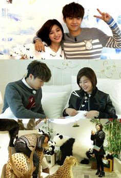 2PM's Wooyoung and Park Se Youngare moving into their newlywed home on the next episode of'We Got Married'!