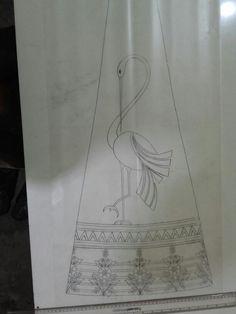 Lahenga style coceptual