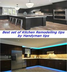 All You Need To Know About Kitchen Remodelling And Kitchen Renovation!  Remodel Your Kitchen With