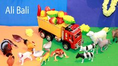 CUTE FARM ANIMALS TOYS - DOG, HORSE AND MORE