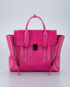 HELLO! Pashli Flap Satchel Bag - Neiman Marcus