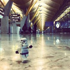 Richard Rogers  Aeropuerto de Barajas - Madrid