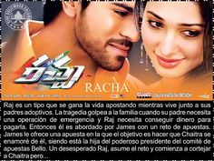 Cine Bollywood Colombia: RACHA Telugu, Bollywood, Movies, Movie Posters, Colombia, Film Poster, Films, Popcorn Posters, Film Posters