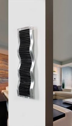 Original Metal Abstract Wall Sculpture / Chaotic by statements2000, $85.00