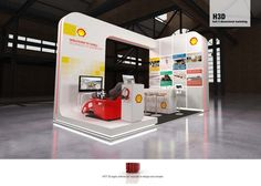 shell exhibition stand | Exhibition Blog of South Africa