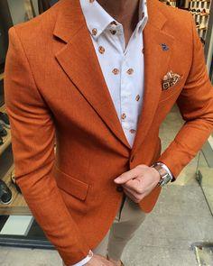 Blazer Outfits Men, Mens Fashion Blazer, Suit Fashion, Men Blazer, Male Fashion, Dress Outfits, Fashion Outfits, Blazers For Men, Sport Coats For Men