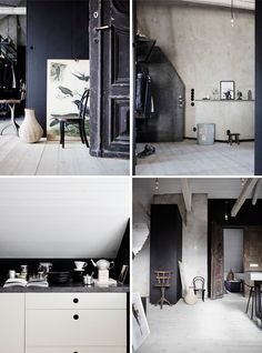 Concrete & Grey // Бетон и сиво | 79 Ideas