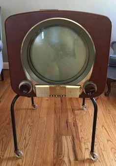 1940s Zenith Television.