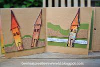 Gerrina's Creatieve Wereld: Workshop The Stamping Cottage