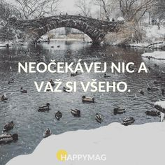 proto neplánuju a na nic se netěším Yoga Quotes, Me Quotes, Motivational Quotes, Inspirational Quotes, Useful Life Hacks, English Quotes, Carpe Diem, Live Life, Quotations