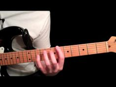 Visualizing Major Scales In All Keys Quickly And Easily Pt.1 - Advanced Guitar Lesson - YouTube