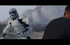 Star Wars The Force Awakens Traitor Scene GTA 5 Style