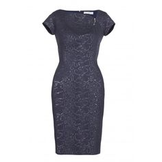 Elegancka sukienka ołówkowa na sylwestra granatowa Formal Dresses, Black, Fashion, Dresses For Formal, Moda, Formal Gowns, Black People, Fashion Styles, Formal Dress