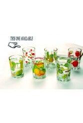Senota Water Glasses / Juice Glasses / Mocktail Glasses (Set of 6)
