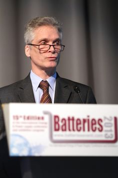 Conference Batteries 2013