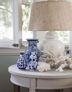 Coastal Style: Navy & White Chic - Get The Look