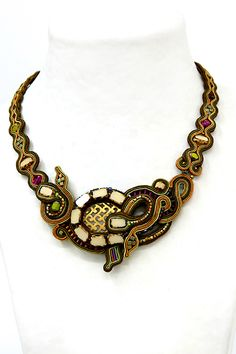 necklaces : Sumatra by Dori Csengeri