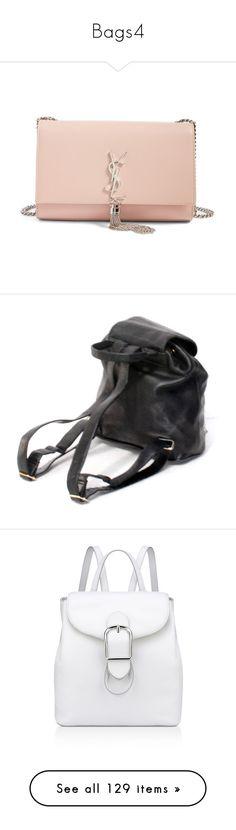 """Bags4"" by jenxorose ❤ liked on Polyvore featuring bags, handbags, shoulder bags, crossbody shoulder bag, yves saint laurent crossbody, crossbody purse, monogram purse, pink crossbody purse, pale pink and yves saint laurent"