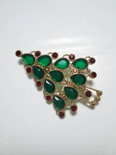 41 Best Christmas Brooches images  18f1412e4517