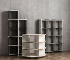 Shelving systems | Storage-Shelving | Carpon | mocoba | Klaus. Check it out on Architonic