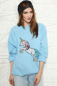 Urban Outfitters sweat Licorne ♥