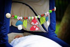 3-in-1-Ebook: Kinderwagenkette ♥Anhänger ♥Mobile  von Von Lange Hand auf DaWanda.com