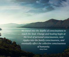 depths of consciousness