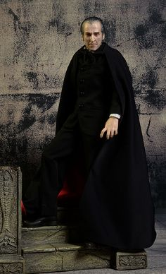 Star Ace Christopher Lee Dracula figure (Scars of Dracula)