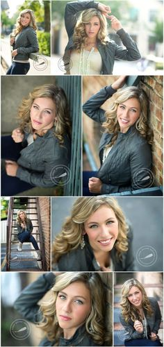 Senior Photography | Senior Posing | Taylor | Senior Girl by Iliyan Yurukov