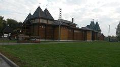 Kolomenskoye antiga fazenda dos czares em Moscou
