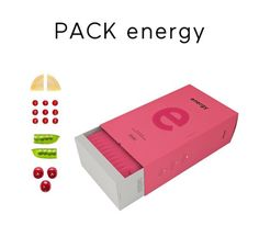 Whole food supplement - get organic vegan protein from PACK energy