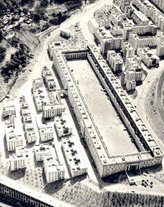 Fernand Pouillon, Climat de France, Algiers, late 1950's