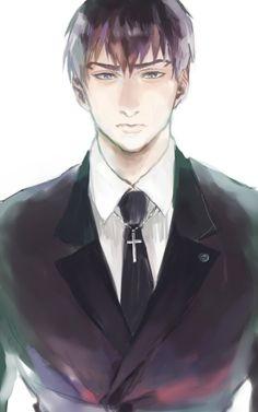 Amon   Tokyo Ghoul