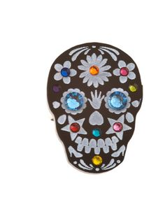 What to wear to Halloween: Tatty Devine skull ring     http://www.elleuk.com/fashion/what-to-wear/6-of-the-best-halloween-fashion-buys#image=6