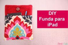 DIY Funda para el iPad ~ Sara's Code: Blog de Costura + DIY