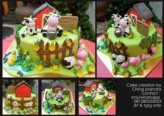 #farm cake by ching pranata